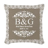Anniversary Throw Pillows