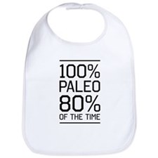 100% paleo 80% of the time Bib