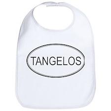 TANGELOS (oval) Bib