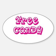 free candy Decal