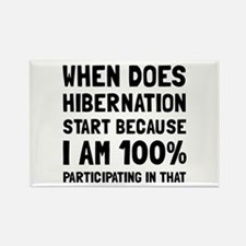 Participating In Hibernation Magnets