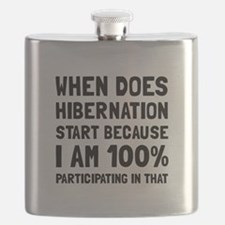 Participating In Hibernation Flask