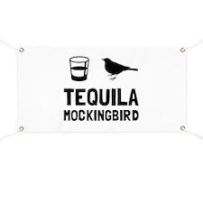 Tequila Mockingbird Banner