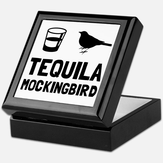 Tequila Mockingbird Keepsake Box