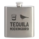 Tequila Flask Bottles