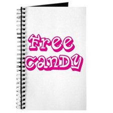 Cute Candy Journal
