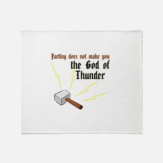 Unique Thor Throw Blanket
