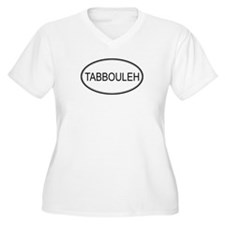 TABBOULEH (oval) T-Shirt