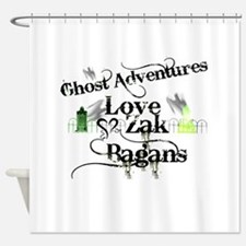 Ghost Adventures5.png Shower Curtain
