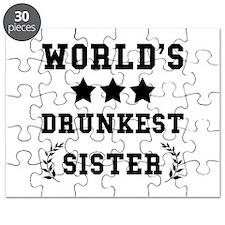 Worlds Drunkest Sister Puzzle