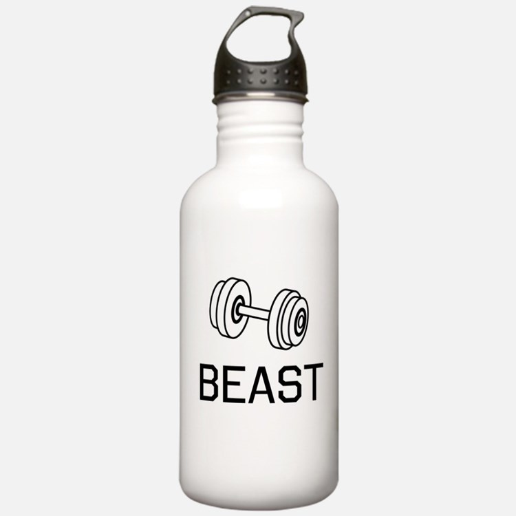 Beast weights Water Bottle
