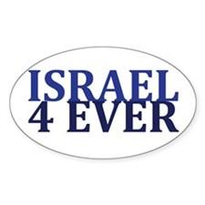 Israel4Ever2 Decal