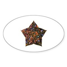 Galaxy Star Decal
