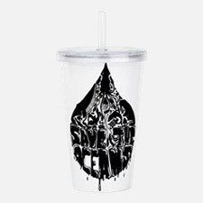 Save the Oceans Acrylic Double-wall Tumbler
