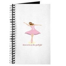 Born To Be In The Spotlight Journal