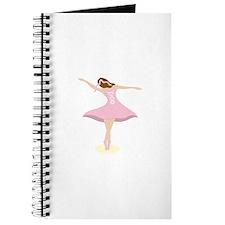 Ballerina Girl Journal