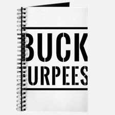 Buck Furpees Journal