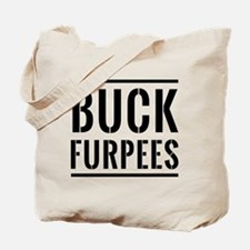 Buck Furpees Tote Bag