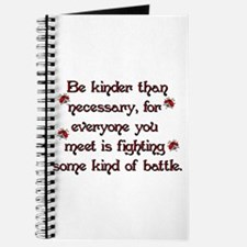 Be Kinder Journal