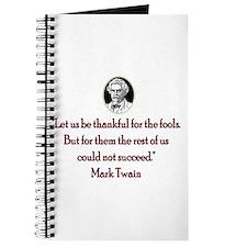 Mark Twain Fools Journal