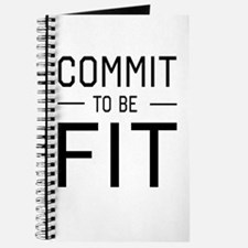 Commit to be fit Journal