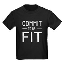 Commit to be fit T-Shirt