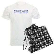 Shaggin' Wagon Circles Pajamas