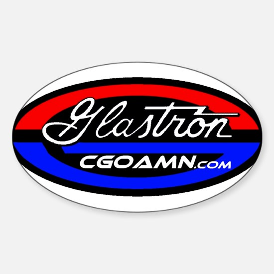 CGOAMN logo Decal