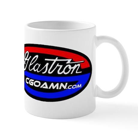 CGOAMN logo Mugs