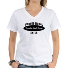 Pro Franks And Beans eater Shirt