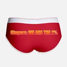 We Are The 2% Women's Boy Brief