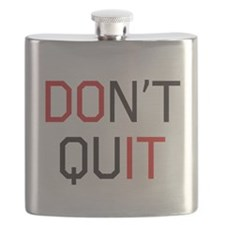Don't quit do it Flask