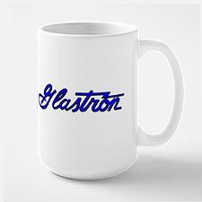 Classic Glastron Script Logo Mugs