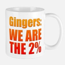 We Are The 2% Mugs