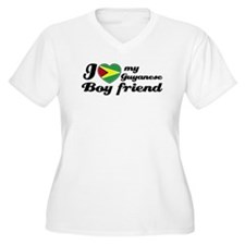 Guyanese boy friend T-Shirt