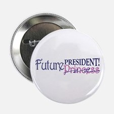 "Future Princess 2.25"" Button (10 pack)"