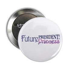 Future Princess Button