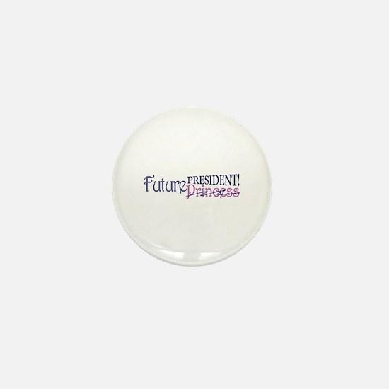 Future Princess Mini Button