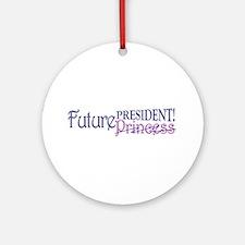 Future Princess Ornament (Round)