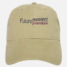 Future Princess Baseball Baseball Cap