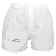 Future Princess Boxer Shorts