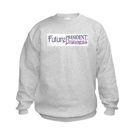 Future Princess Kids Sweatshirt
