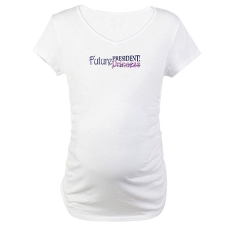 Future Princess Maternity T-Shirt