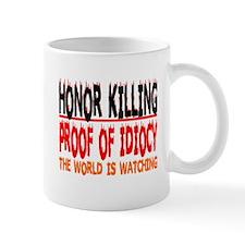HONOR KILLING Mug