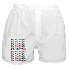 Renault 4-Play Boxer Shorts