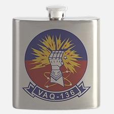 VAQ-136 Gauntlets Flask