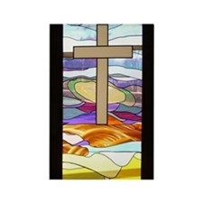 Cute Methodist Rectangle Magnet