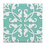 Seafoam green Drink Coasters