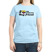 Ecuadorian Boy Friend T-Shirt
