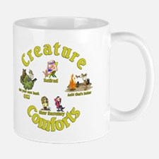 'Creature Comforts.(1) :-) Mug